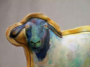 Detail Image for art Sheepy Art Doll