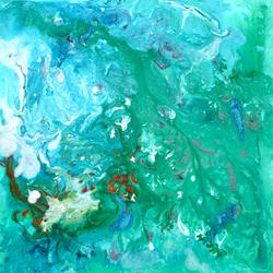 Art: All at Sea by Artist Louise Mead