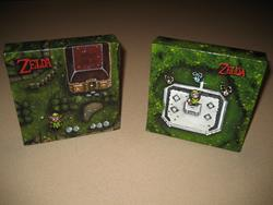 Art: Zelda A Link to the Past Collection by Artist J A Blackwell