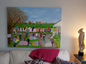 Detail Image for art Craig's Quilt Sale (Commission)
