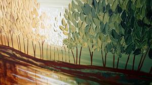 Detail Image for art MORNING HAS BROKEN