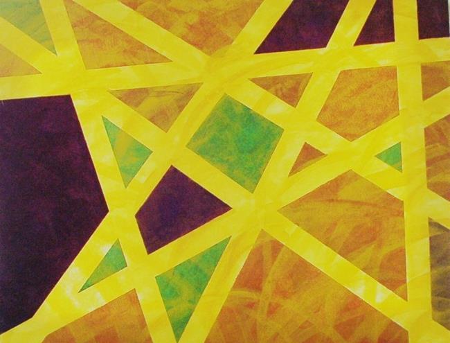 Art: Incognito by Artist Judith D. Porto