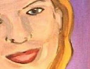 Detail Image for art Portrait of Kelli Ann Dubay