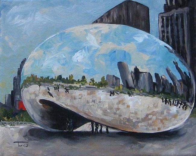 chicago bean by torrie smiley from gallery