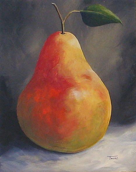 The Christmas Pear - by Torrie Smiley from Gallery
