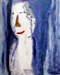 Art: Lost in the Fog by Artist Diane G. Casey