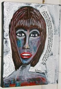 Detail Image for art He left me
