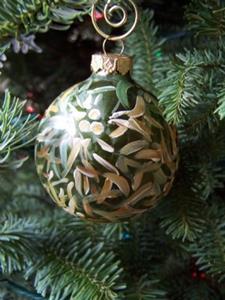 Detail Image for art New Life  - Christmas Ball