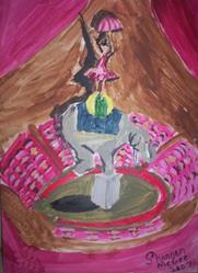 Art: BalancingAct by Artist Confuzzled Shannon