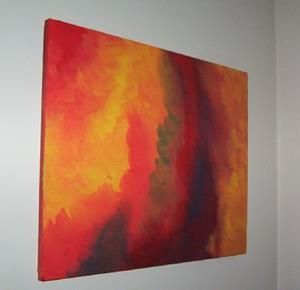 Detail Image for art FIRE SKY -