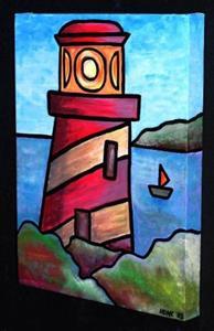 Detail Image for art Lighthouse