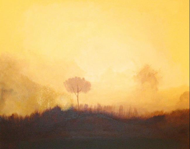 Art: Serene by Artist Aisyah Ang