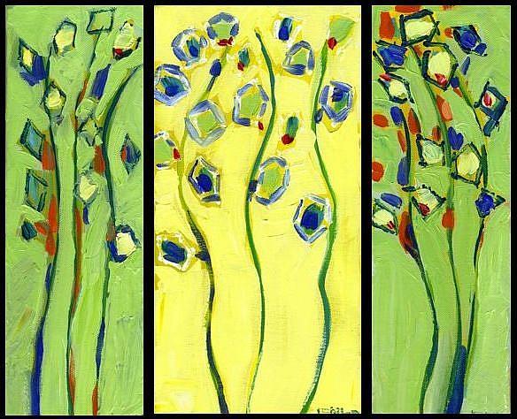 Private profile page for Yellow green ornamental grasses