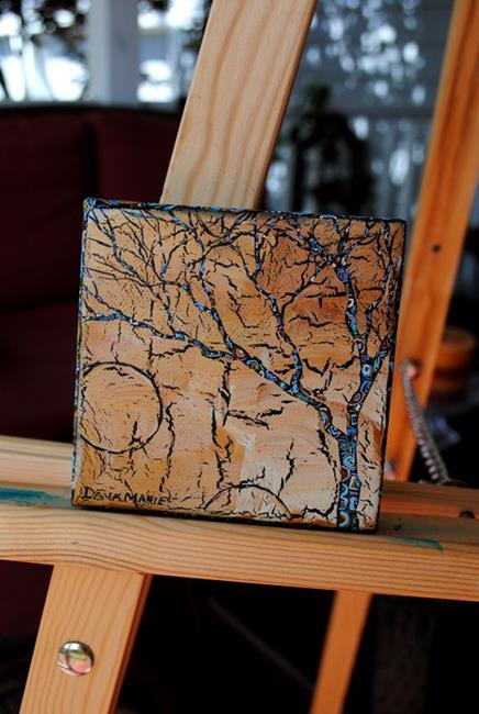 Art: Knowledge Tree ~ Synergy Series - Sold by Artist Dana Marie