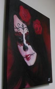 Detail Image for art Dia de los Muertos