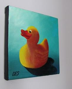 Detail Image for art Rubber Ducky
