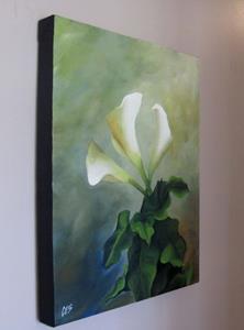 Detail Image for art Calla Lily Trio