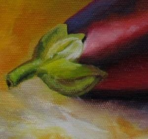 Detail Image for art Eggplant