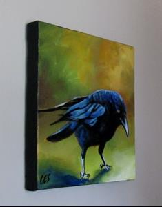 Detail Image for art Young Crow