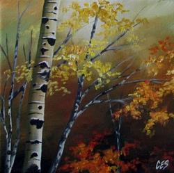 Art: Changing Seasons by Artist Christine E. S. Code ~CES~