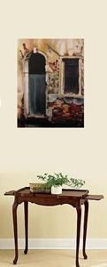 Detail Image for art Venice Doorway
