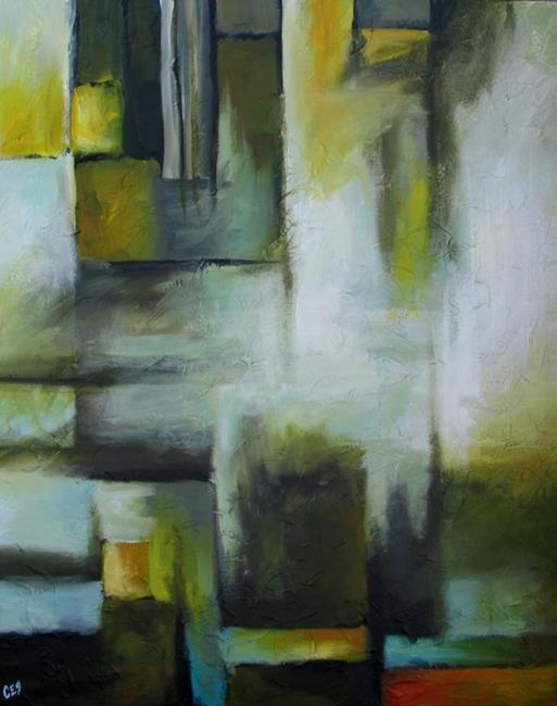 Art: Reality Unbound by Artist Christine E. S. Code ~CES~