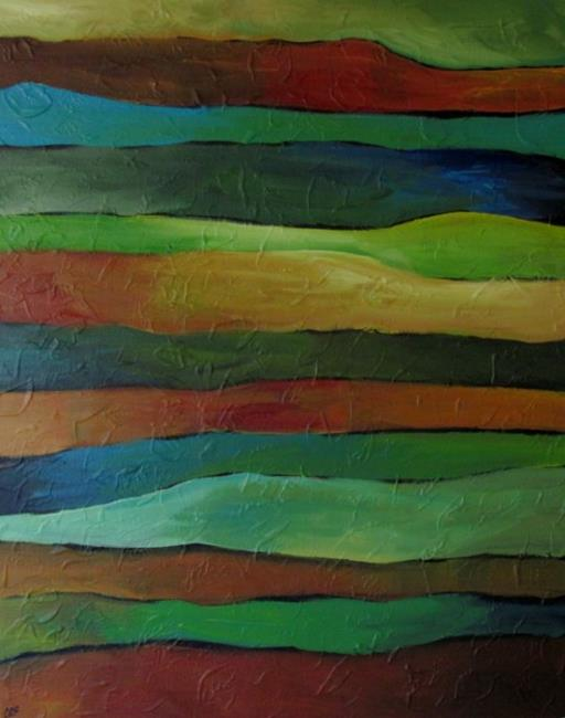 Art: Layers by Artist Christine E. S. Code ~CES~