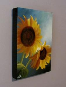 Detail Image for art Sunflowers
