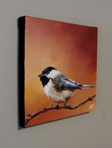 Detail Image for art Chickadee