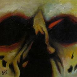 Art: Demon by Artist Christine E. S. Code ~CES~