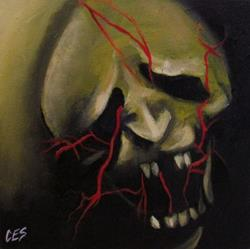 Art: Parasites by Artist Christine E. S. Code ~CES~