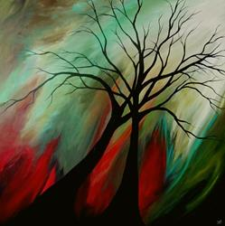 Art: Intertwined by Artist Christine E. S. Code ~CES~