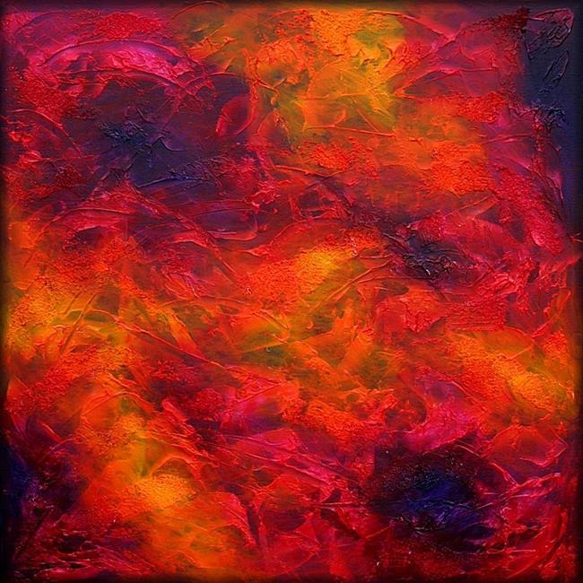 Art: Dark Passions by Artist Amanda Hone
