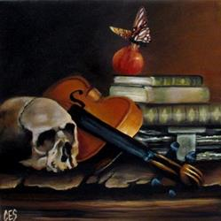 Art: Life, Sustenance, Knowledge, Composition, Death by Artist Christine E. S. Code ~CES~