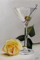 Art: Sophistication by Artist Christine E. S. Code ~CES~