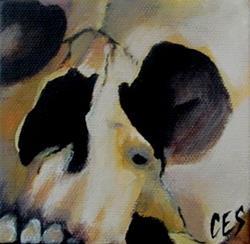 Art: 29 Faces: Skull #14 by Artist Christine E. S. Code ~CES~