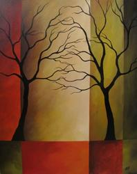 Art: Reach by Artist Christine E. S. Code ~CES~