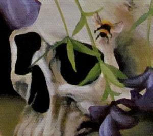 Detail Image for art Clematis Vanitas