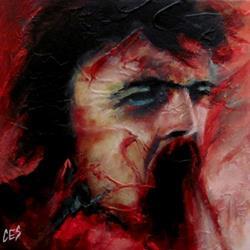 Art: Venomous by Artist Christine E. S. Code ~CES~