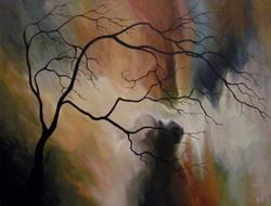 Art: The Sound by Artist Christine E. S. Code ~CES~