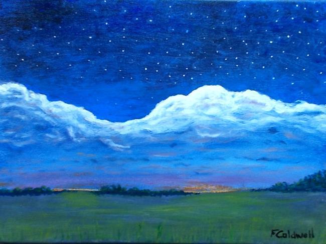 Art: Star Bright by Artist Fran Caldwell