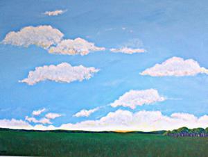 Detail Image for art Big Sky
