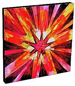 Detail Image for art Starburst 1