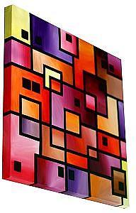 Detail Image for art Square Dance