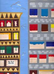 Art: For Rent by Artist Melyssa A Harmon