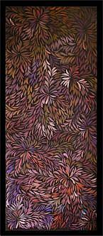 Art: Medicine Leaves by Artist Gypsy {Ani } T.  Draven