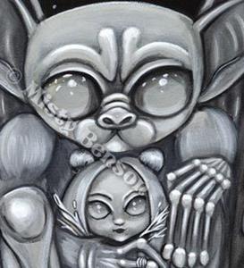 Detail Image for art Gargoyle