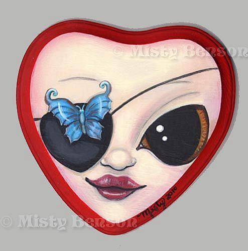Art: Queen's Tart #3 by Artist Misty Monster (Benson)