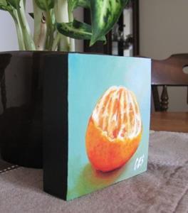 Detail Image for art Smashing Orange