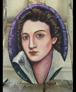Detail Image for art Percy Shelley: On a Faded Violet